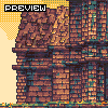 All along the watchtower princes kept the view icon/pixelart