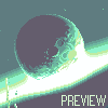 Recovery in Space icon/pixelart