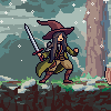Witch icon/pixelart