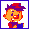 Switch Boi icon/pixelart