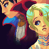 Breath of Fire V trio icon/pixelart
