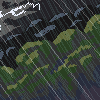 April Shower icon/pixelart