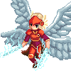 Archangel icon/pixelart