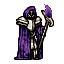 Armored Wizard icon/pixelart