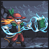 The Final Battle icon/pixelart
