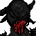 Demon icon/pixelart