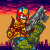 Dread 2020 icon/pixelart