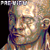 Bronze Bust *updated* icon/pixelart