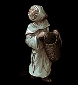 Ancient Beekeeper/pixelart
