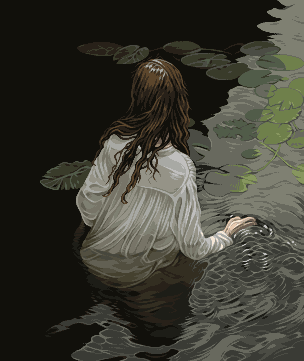 anxious/pixelart