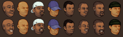 Street Casino - KingMaker avatars