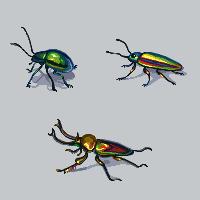 beetles/pixelart