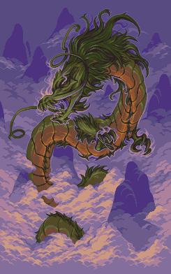 big god/pixelart