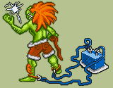 Blanka gets old