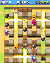 bomberman mobile