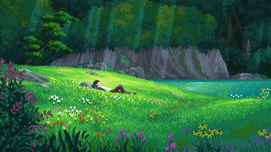Ghibli - Arrietty/pixelart