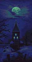 ghosted/pixelart