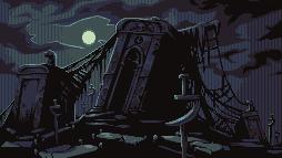 Graveyard/pixelart