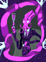 A Most Dapper Illithid