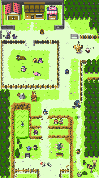 Pokemon - Route 39