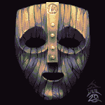 The Mask of Loki/pixelart