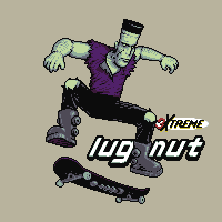 Lug nut from 3Xtreme
