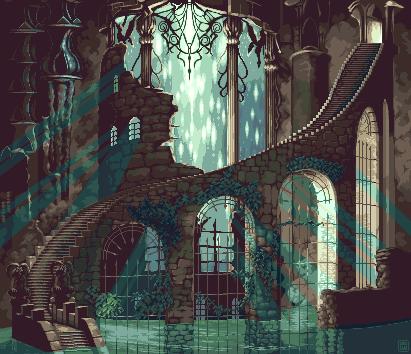 Memoria (FF9)/pixelart