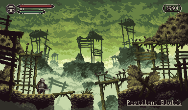 Pestilent Bluffs/pixelart