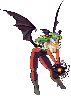 Elk's Morrigan Aensland (DB16)