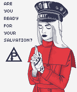 SALVATION IS NEAR