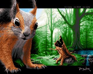 Got Nuts?!/pixelart