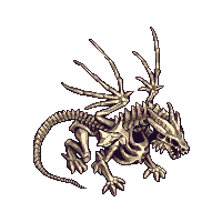 Skeletal Dragon