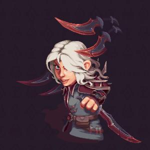 Rogue gnome/pixelart