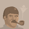 Ghost Pipe icon/pixelart