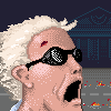 GREAT SCOTT! icon/pixelart