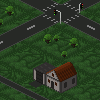 Countryside Tileset (64x32 | Isometric) icon/pixelart