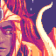 Magnus the Red icon/pixelart