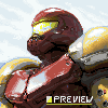 Metroid - Samus icon/pixelart