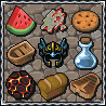 "DustyCraft ""Final"" items icon/pixelart"