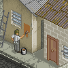 """Barrio Chapellin"" final icon/pixelart"