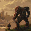 What have we done?/pixelart