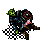 64x64 RPG Orc icon/pixelart