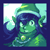 Moon Goblin icon/pixelart