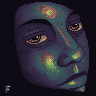 Straight from Hell icon/pixelart