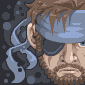 Big Boss icon/pixelart