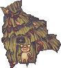 Silly pig icon/pixelart