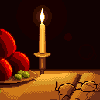 still life icon/pixelart