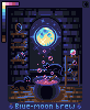 Blue moon brew icon/pixelart