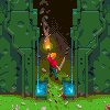Jungle Temple icon/pixelart