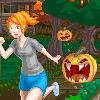 Andrecca Tilte Screen Artwork icon/pixelart